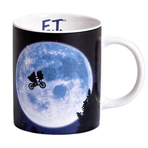 E.T. Coupe au film 320 ml de noir bleu céramique