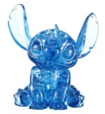 Disney CRYSTAL GALLERY PETIT FRIENDS Stitch 3D Puzzle (Blue)