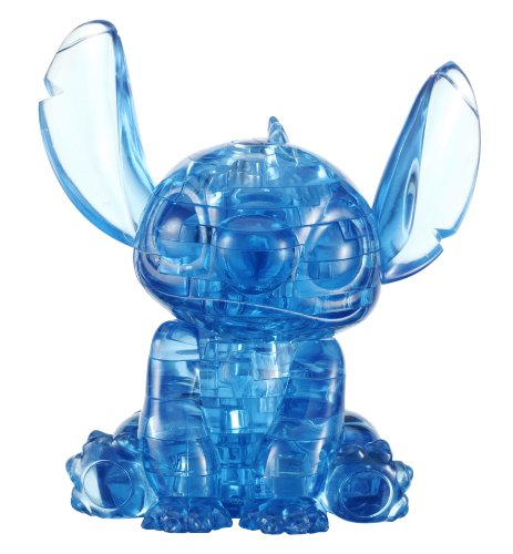 Disaney Crystal Puzzle Stitch japan import