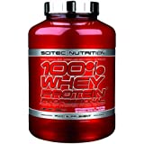 Scitec Nutrition 100% Whey Proteïne Professional 2350 g aardbei witte chocolade