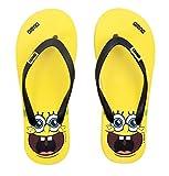 arena Kinder Badeschuhe Badeschlappe Sponge, Yellow, 35, 1E293