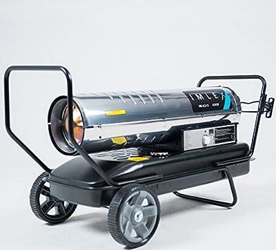 IMLEX Diesel Heizkanone 63kW Ölheizgerät Heizung Heißluftgebläse Bauheizer Dieselheizer von IMLEX bei Heizstrahler Onlineshop