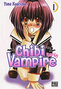 Chibi Vampire Karin Edition simple Tome 1