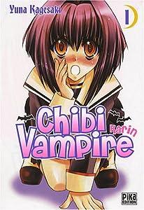 Chibi Vampire Karin Edition simple Tome 1