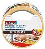Tesa 05671-00000-00 Cinta de doble cara extra fuerte, 10 m x 50 mm