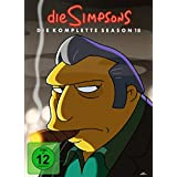The Simpsons - Die komplette Season 18