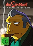 The Simpsons - Die komplette Season 18 [4 DVDs]