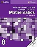 Cambridge Checkpoint Mathematics. Practice Book Stage 8