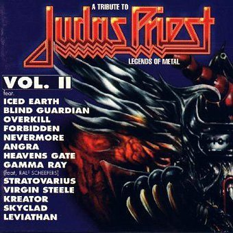 A Tribute to Judas Priest : Legends of Metal Vol. 2 by Iced Earth (1996-08-02)