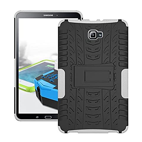 Coque Tablette Galaxy Tab A6 10,1 pouces,KATUMO®Etui Silicone Gel Housse Protection pour Samsung Galaxy Tab A 10.1