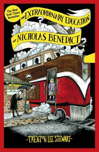 The Extraordinary Education of Nicholas Benedict (Mysterious Benedict Society) por Trenton Lee Stewart