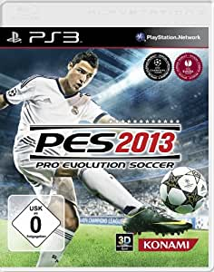 Pro Evolution Soccer 2013 [Software Pyramide] - [PlayStation 3]