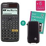 Casio FX-85 GTX + Fachbuch + erweiterte Garantie + Schutztasche