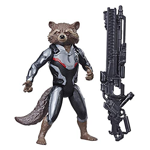et Raccoon Endgame Titan Hero Serie bewegliche Aktionfigur aus Avengers Endgame ()