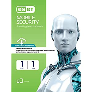 ESET Mobile Security for Android 1 Device 1 Year (Activation Key Card)