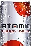 ATOMIC Energy Drink 24 x 250 ml Tray ( Der Premium Energy-Drink aus Belgien