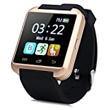 VELL- TECH SIM and Camera Card Slot Supported Smartwatch Compatible With Android