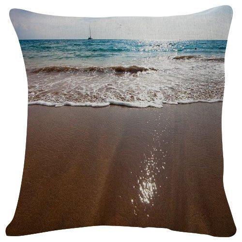 Bali Spa Resort (Ayana Resort and Spa, Bali Beach - #24679 - Plush Cushion Covers Throw Pillowcases Super Soft Fashion Simple Decorative Pillowcases 18x18 Inches)