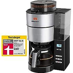 Melitta 1021-21 Cafetera de goteo, 1000 W, 1.25 litros