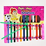 #5: HB Toys xylophone musical instrument for kids