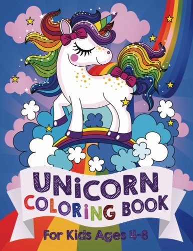 Read Unicorn Coloring Book For Kids Ages 4 8 US Edition Online By Silly Bear Full Supports All Version Of Your Device Includes PDF