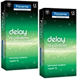 Pasante Delay Condoms x 24