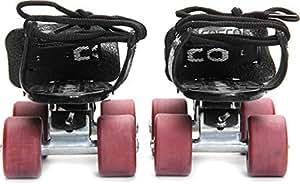 Cosco Tenacity Super Roller Skate, Junior (Marron)