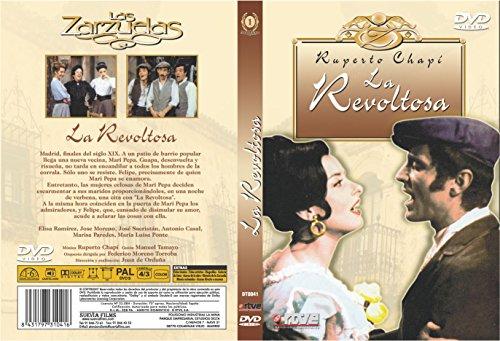 LA REVOLTOSA, LAS ZARZUELAS DVD