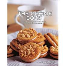 The Cookie Book: More Than 200 Great Cookie, Biscuit, Bar and Brownie Recipes by Catherine Atkinson (2009-12-06)