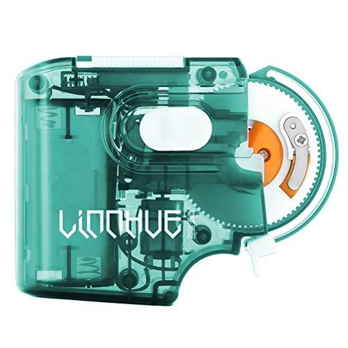 Tragbare elektrische automatische Angelhaken Tränenmaschine Krawatte schnelle Angelhaken Linie Bindegerät Tränenmaschine tragbare Angelzubehör Angelschnur Bindungsausrüstung Fanggerät Maschine