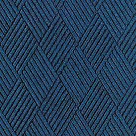 Andersen 216590716agua para interior/al aire libre para azulejos, Classic, entrada, polipropileno Fibber, diseño de diamantes, SBR goma Felpudo, 18cm de largo x 45cm de ancho, 7/16'de grosor, Evergreen (Pack de 10)