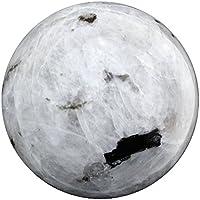 Green Cross Toad Regenbogen-Mondstein Kristallkugel für rm6(Divination und scrying 68mm, 450g) preisvergleich bei billige-tabletten.eu
