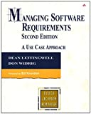Managing Software Requirements (paperback): A Use Case Approach (The Addison-wesley Object Technology Series)