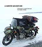 A winter adventure: 4 700 miles on a russian motorcycle, from Quebec to Florida