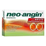 Neo Angin Benzydamin akute Halsschmerz.honig-oran. 20 stk
