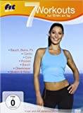 Fit for Fun - 7 Workouts: nur 15 Minuten am Tag [DVD]