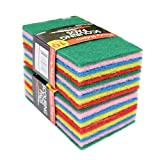 10 Pack *2 Of Scouring cloth Catering Kitchen Sponge Scourer Pads