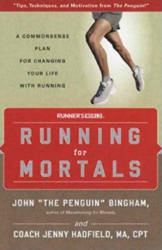 Running For Mortals por John (Dalhousie University, Canada Dalhousie University) Bingham