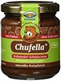 Chufella Bio Erdmandel Schokocreme, 2er Pack (2 x 220 g)