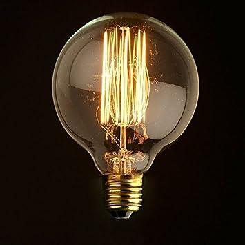 nostralux g80g95g125 vintage light bulb retro edison style e27 - Vintage Light Bulbs