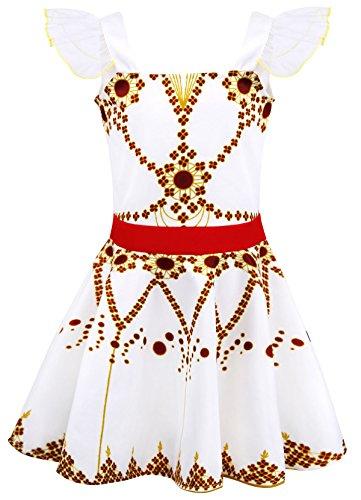 �¦licie Ballerina Kost¨¹m Ballett Tanzkleid Tanzabnutzung f¨¹r Kinder M?dchen Party verkleiden sich 5-6 Jahre (Mädchen Verkleiden Sich)