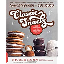 Gluten-Free Classic Snacks: 100 Recipes for the Brand-Name Treats You Love (Gluten-Free on a Shoestring) by Nicole Hunn (2015-04-07)