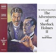Adventure of Sherlock Holmes II: The Engineer's Thumb/The Silver Band (3-CD-Boxset)