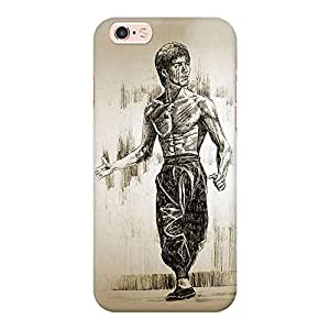 DailyObjects Bruce Lee Case For iPhone 6s
