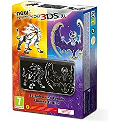 New Nintendo 3DS XL Solgaleo e Lunala - Limited Edition