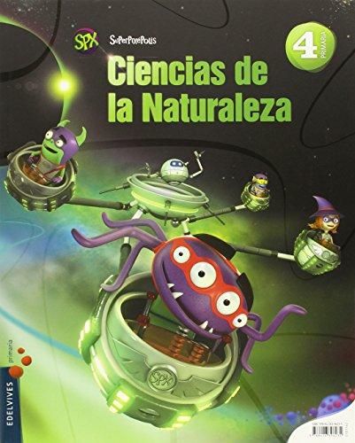 Ciencias de la Naturaleza 4º Primaria (Andalucía) (Superpixépolis) - 9788426396938