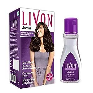 Livon Serum for Rough & Dry Hair, 100 ml