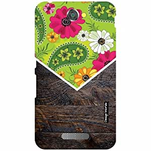 Design Worlds Sony Xperia E4 Back Cover Designer Case and Covers