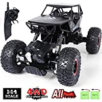 SGILE RC Crawler Car Toy Gift for 6-12 Years Old Kids, 4WD Remote Control Car High Speed Off-Road Truck for Boys Girls