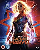Marvel Studios Captain Marvel [Blu-ray] [2019] [Region A & B & C]
